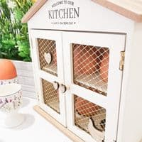 Wooden Egg House
